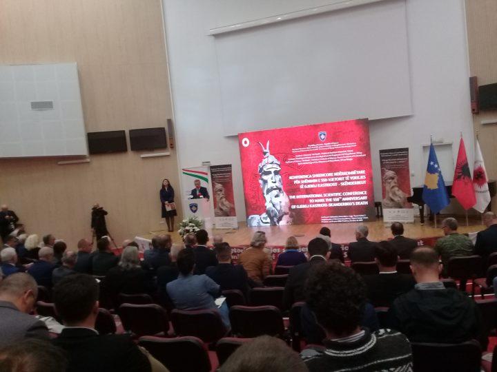 Bashkëpunimet kulturore Kosovë- Shqipëri në Vitin e Skënderbeut