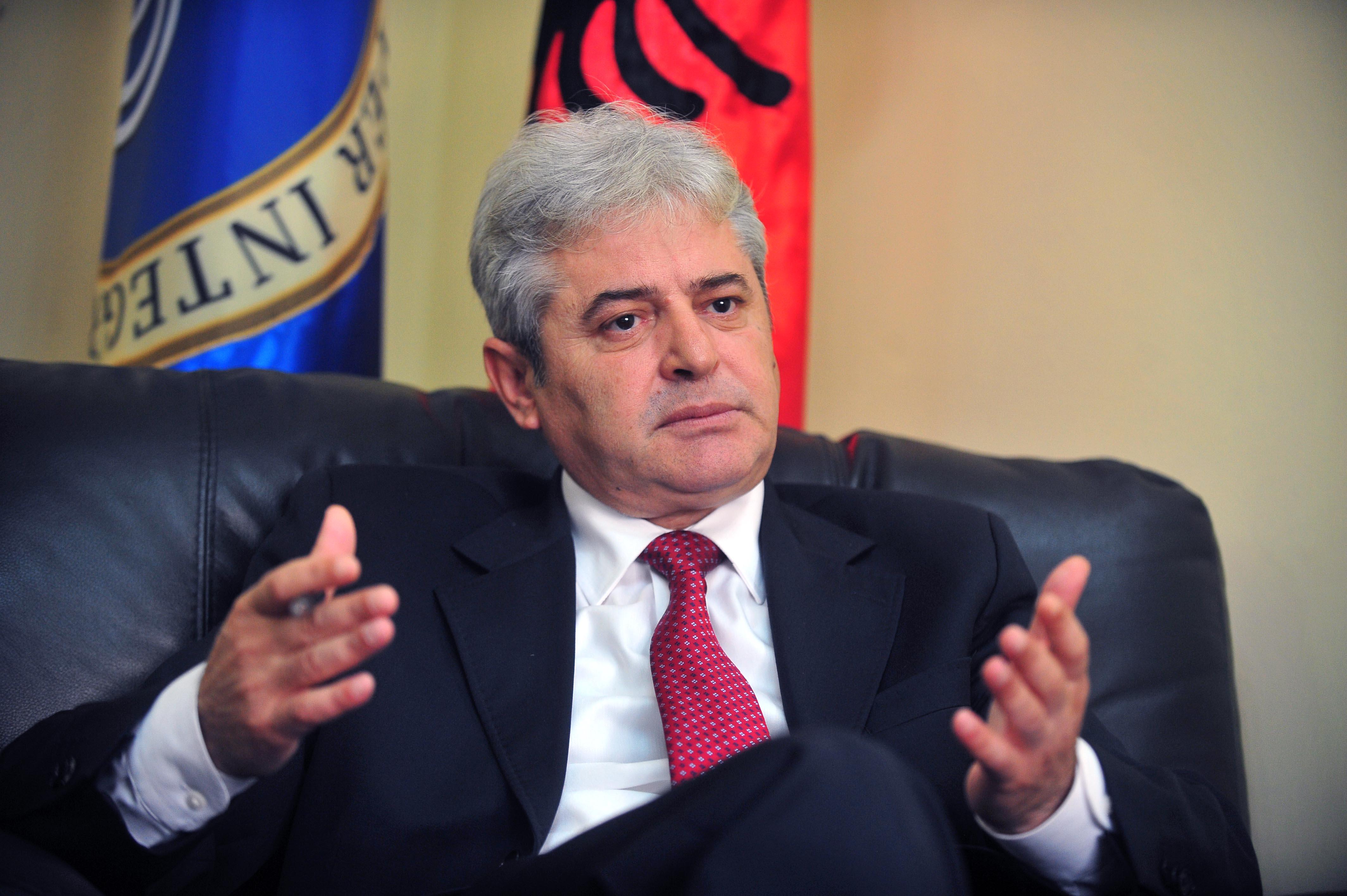 Ahmeti: Këtë vit Kosova dhe Serbia duhet të arrijnë marrëveshjen për njohjen e ndërsjellë