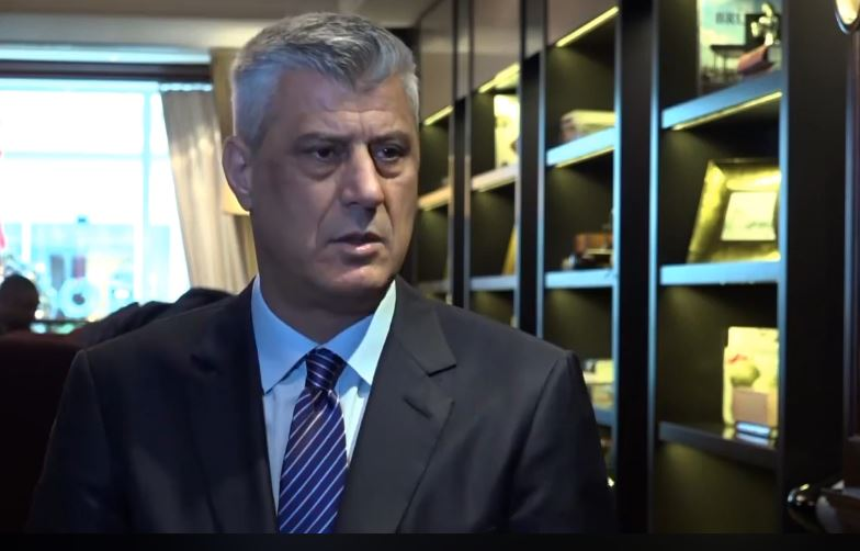 Kështu i urdhëronte këshilltari i Presidentit gazetarët e RTK-së për t'i bërë pyetje Thaçit
