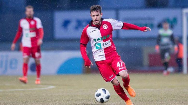 Zyrtare, Tahiraj firmos për Hajdukun e Splitit