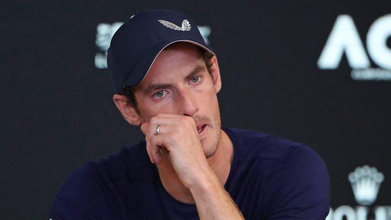 Lamtumira e një kampioni, Murray komunikon tërheqjen mes lotëve!