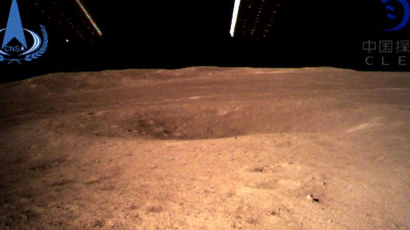 Misioni kinez sjell foto nga ana e errët e Hënës