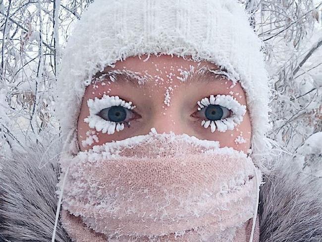 Si jetojnë njerëzit në qytezën më të ftohtë në botë?