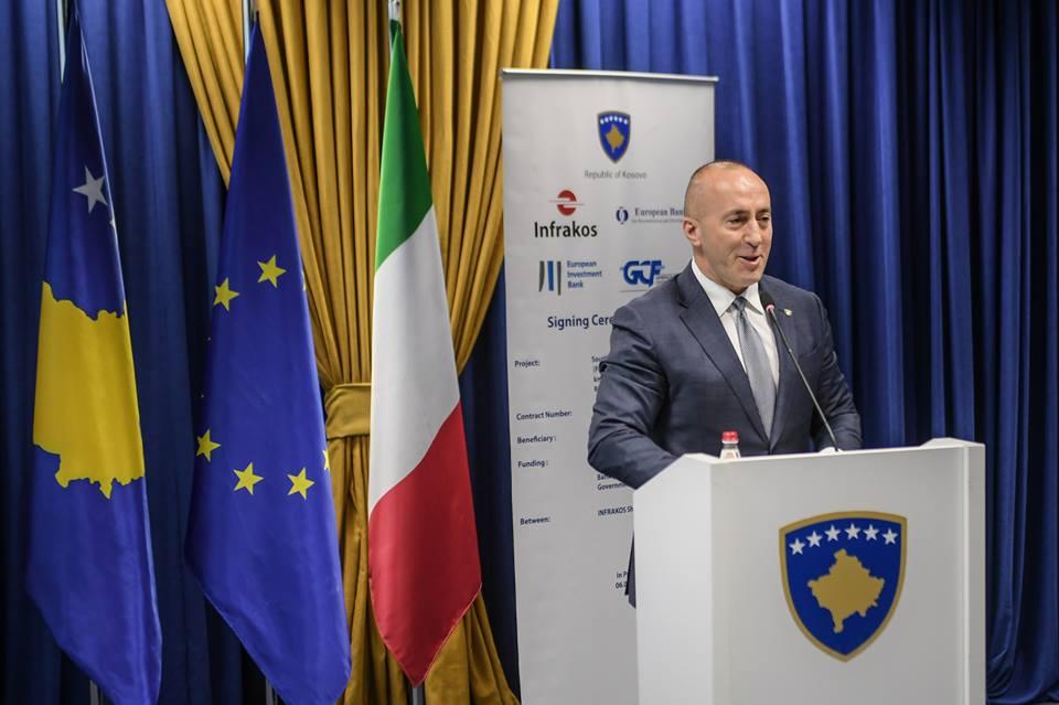 Nëshkruhet kontrata për rehabilitimin e hekurudhës Fushë Kosovë-Hani i Elezit, përfundon në këtë vit