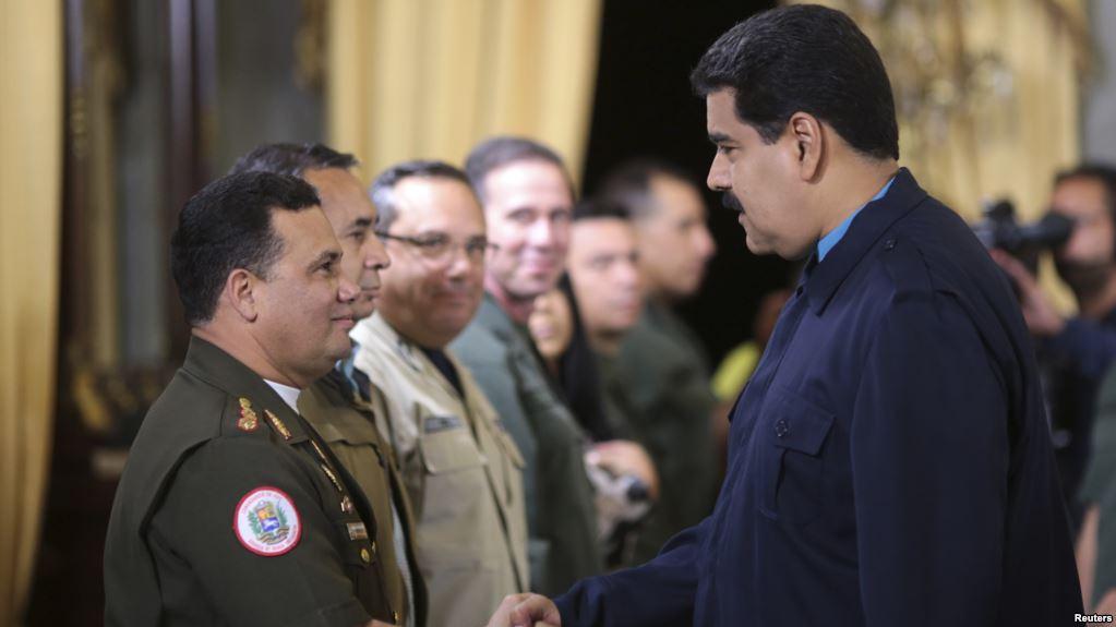 Ushtria e Venezuelës bllokon hyrjen e ndihmave humanitare