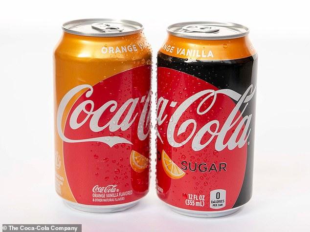 Coca-cola del me produkte me shije të re