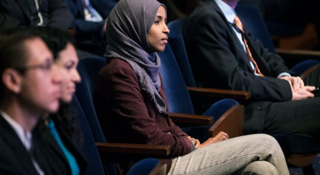 Kongresistja myslimane që kërkon falje për komentet antisemite