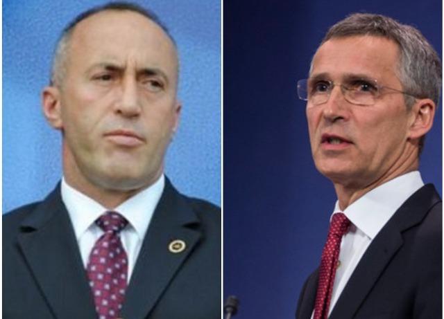 Haradinaj i kundërpërgjigjet sekretarit të NATO-s: FSK-ja do të jetë edhe në veri