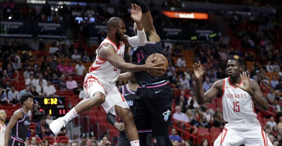 Miami fiton ndaj Houston, Clippers mposht pa probleme Dallas