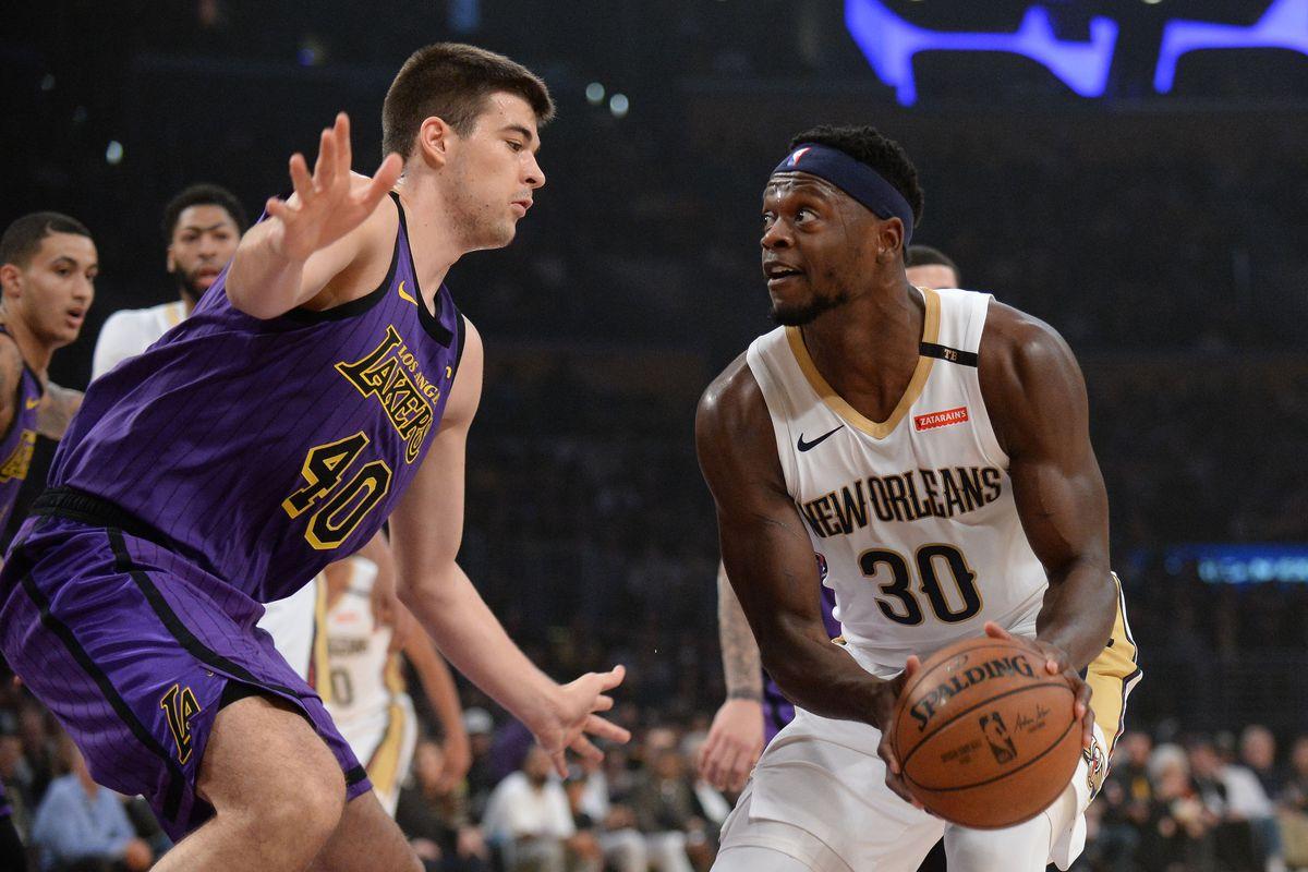 """LeBron rikthehet magjik dhe Lakers """"fluturojnë"""""""