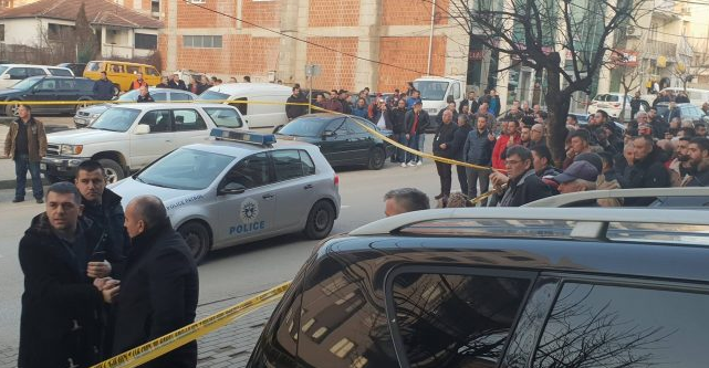 Vritet një person në Istog