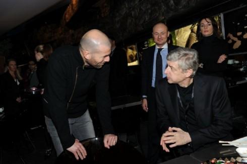 Wenger këshillon Zidanin: Shko në Premier Ligë