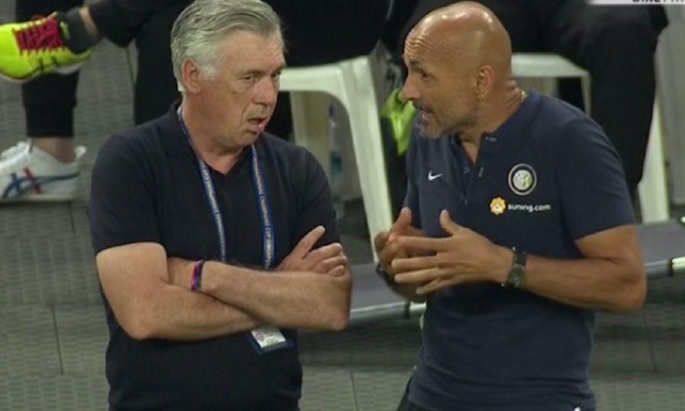 Spalletti lavdëron Ancelottin, tregon kur do të kthehet Nainggolan