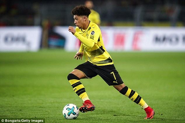 Dortmundi ia mbyll derën Cityt, do ta mbajë Sanchon