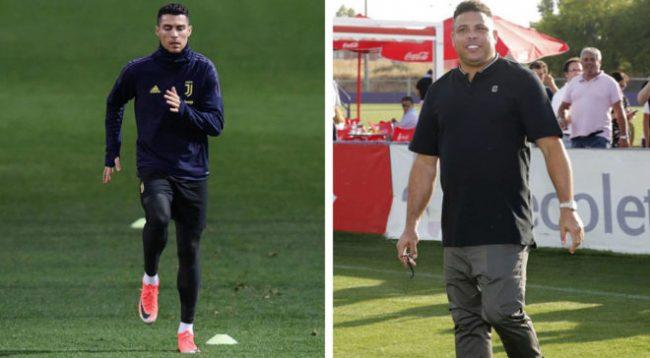 Ronaldo tregon dallimin mes tij dhe Cristianos