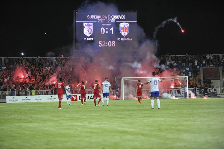 UEFA e publikon listën, kjo është renditja e Dritës dhe Prishtinës