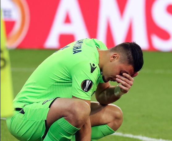Kaos te Lazio, edhe Strakosha humbet qetësinë