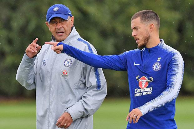 """""""Chelsea duhet të vendos për të ardhmen e Eden Hazard"""""""