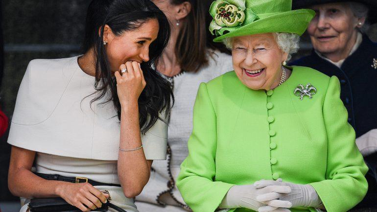 """Babai i Meghan Markle """"mollë sherri"""" midis saj dhe mbretëreshës Elisabeth"""