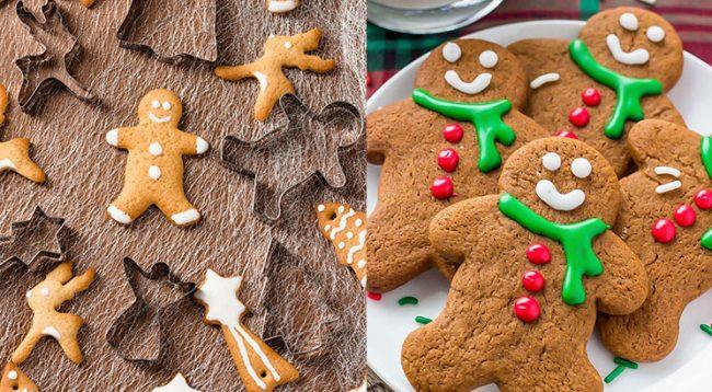 Njeriu Biskotë, ëmbëlsira e Krishtlindjes që nuk duhet të mungojë në tryezën festive sot