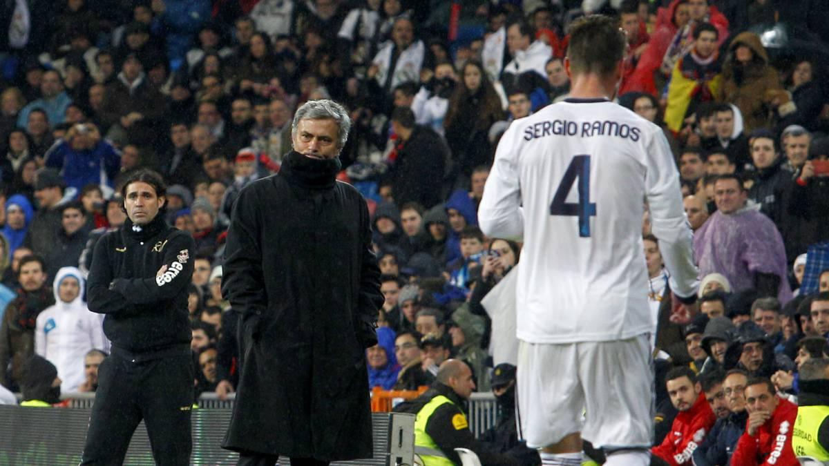 """Ramosi """"dridh"""" Madridin: Largohem nëse kthehet Mourinho"""