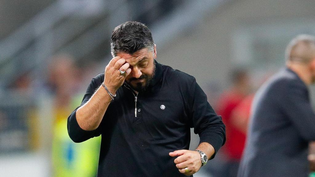Shpërthen Gattuso pas eliminimit te Milanit nga Europa League
