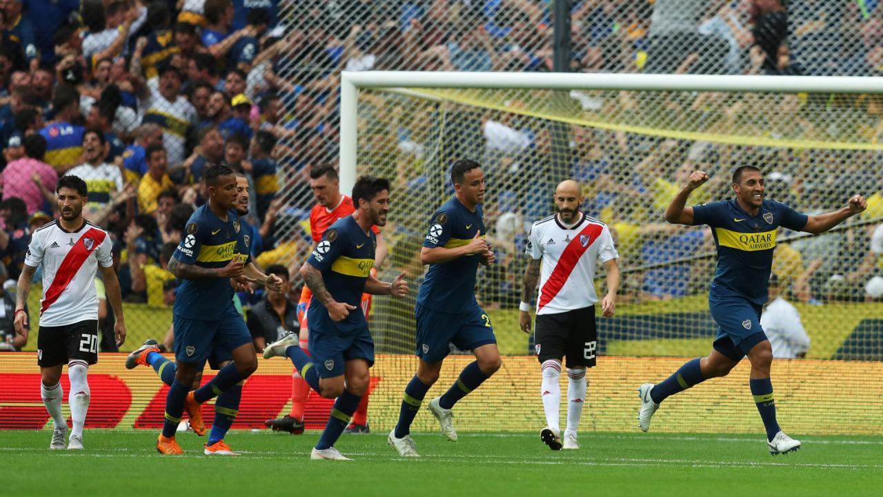"""Sonte River Plate-Boca Juniors, """"Bernabeu"""" në 'flakë'"""
