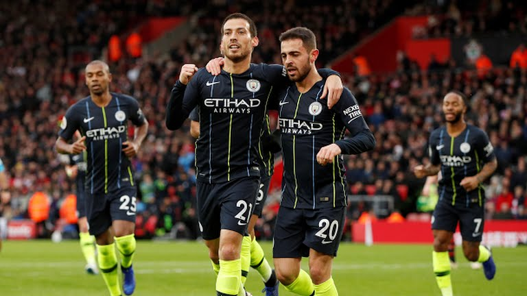 """City mposht Southamptonin, """"kërcënon"""" Liverpool-in"""