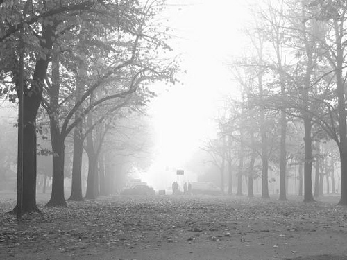 Moti nesër, ftohtë dhe mjegull