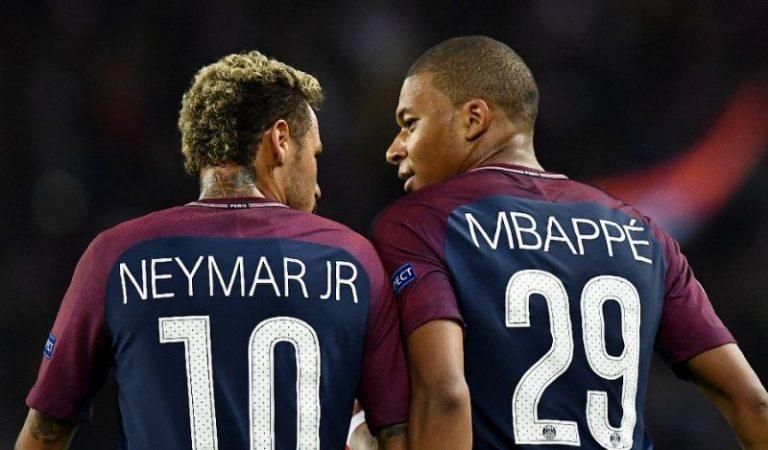 Mbappe apo Neymar, a do largohet një yll nga PSG-ja?