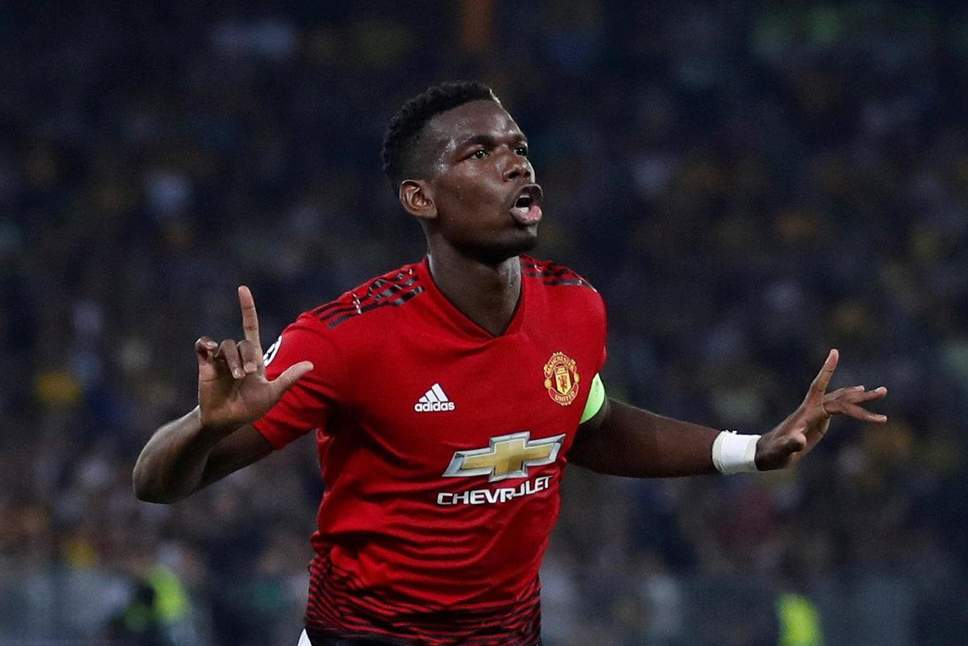 Juve i ofron Unitedit Sandron dhe 40 milionë euro për Pogban