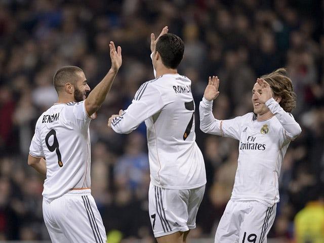 Modriç thumbon sërish CR7: Benzema është një makinë golash