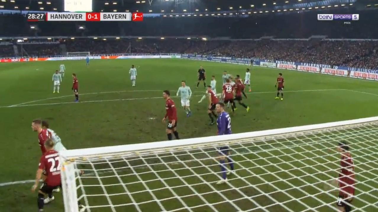 A po kthehet Bayerni i frikshëm? Shkatërron Hannoverin