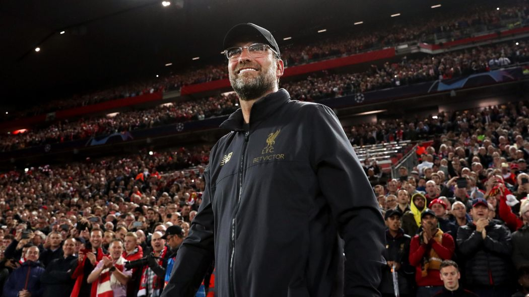 """Liverpooli i Kloppit është një """"makineri"""", ja shifrat"""