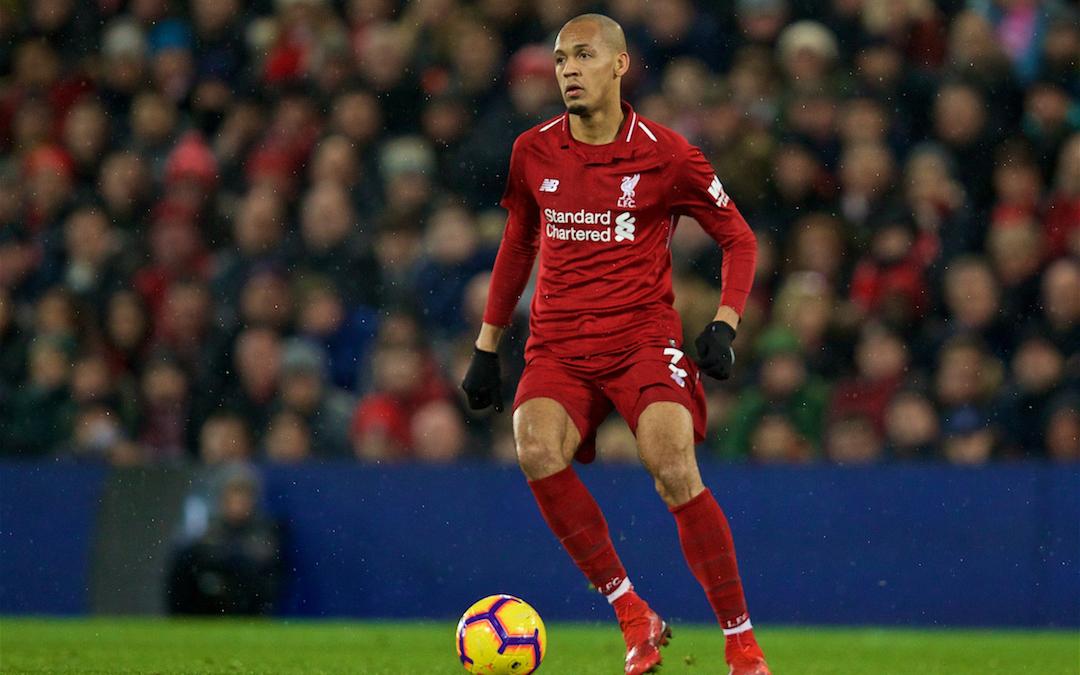 Fabinho i ngazëllyer që ka rigjetur formën e mirë te Liverpooli