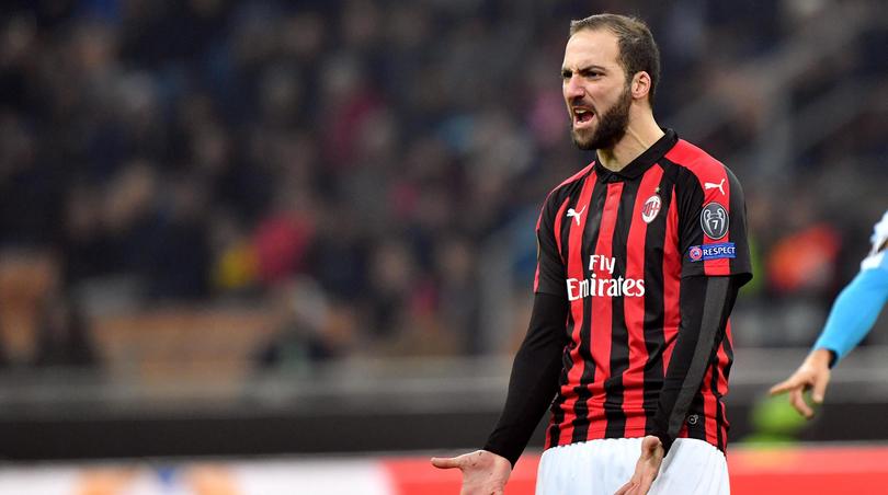 Higuain në udhëkryq, Milani nuk e do më?