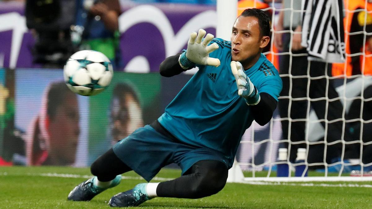 A do të largohet Navas nga Real Madridi?