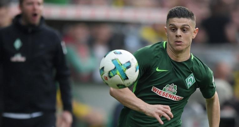 Trajneri i Werderit: Këmba e tij e djathtë është një armë gjigante