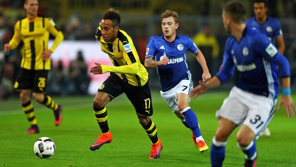 As Schalke nuk e ndalë Dortmundin, Bayern bën detyrën kundër Nurnbergut