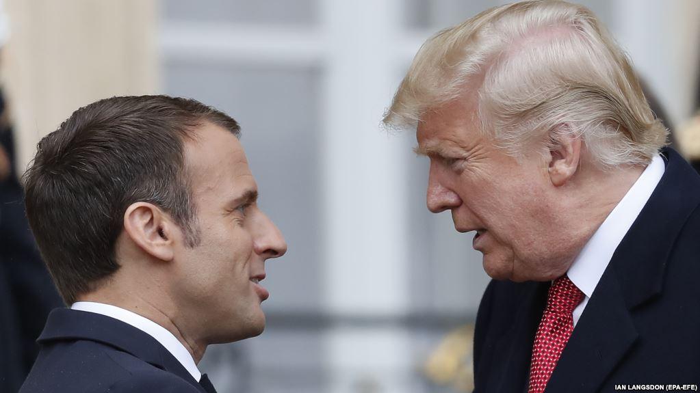 Macron shpreh keqardhje për tërheqjen e trupave amerikane nga Siria