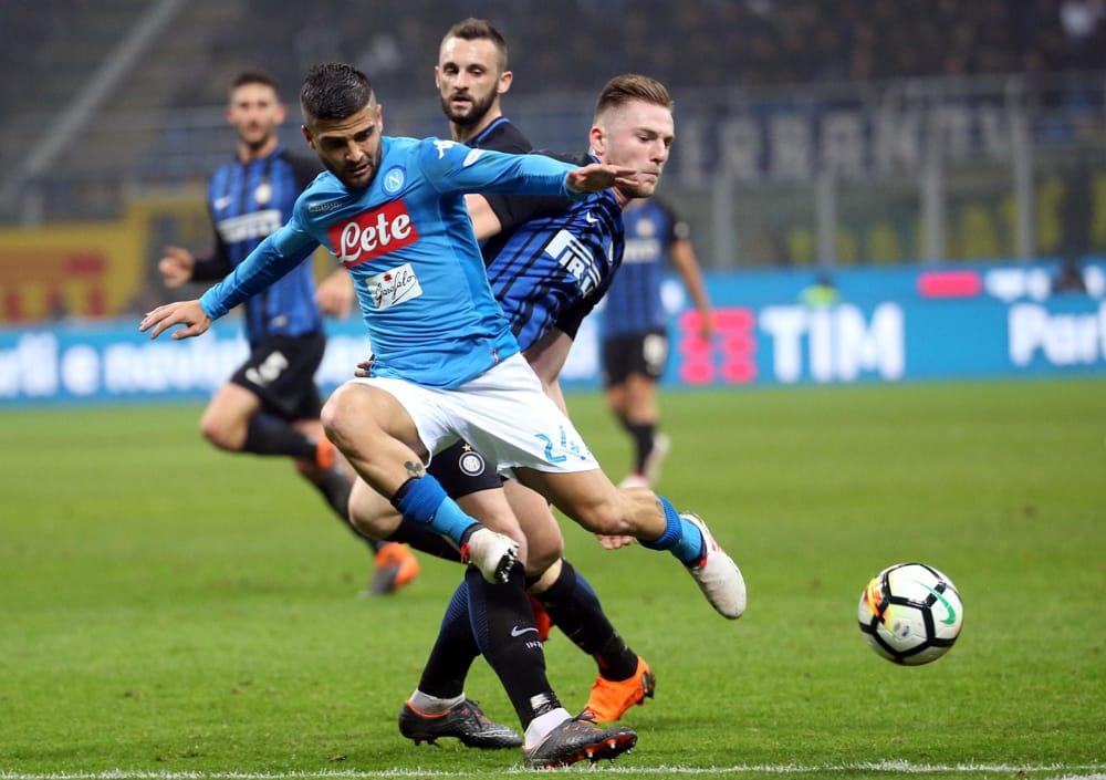 """Inter-Napoli, sprovojnë forcat në supersfidën e """"San Siros"""""""