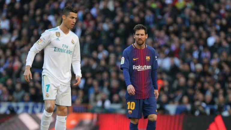 """Messi-Ronaldo nuk shuhet kurrë, vazhdon """"lufta"""" në distancë"""