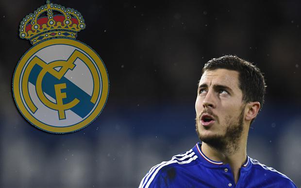 """Hazard: """"Ju e dini… unë kam dashur gjithmonëReal Madrid!"""""""