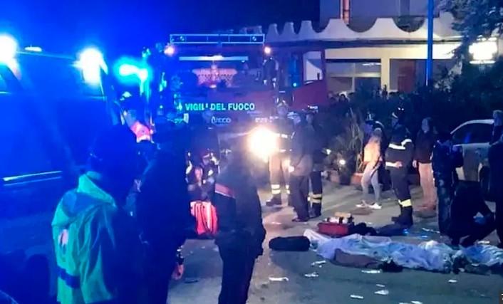 Shembja në klubin e natës në Ankona, humbin jetën 5 adoleshentë
