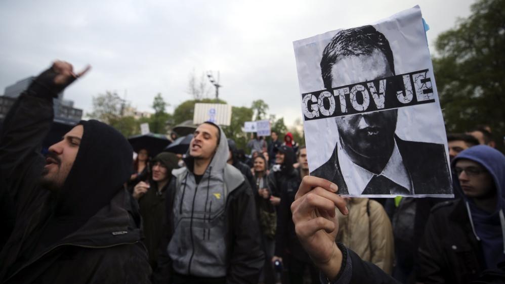 Kërkohet shkarkimi i Vuçiqit, ja si deklarohet ai