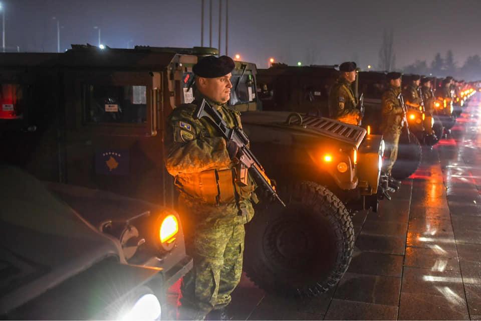 """""""SHBA ka nisur armatimin për Ushtrinë e Kosovës"""""""