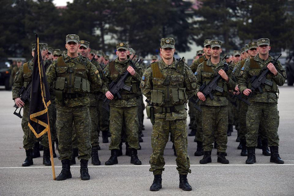 Kosova 'nuk kursen' buxhet për Ushtrinë