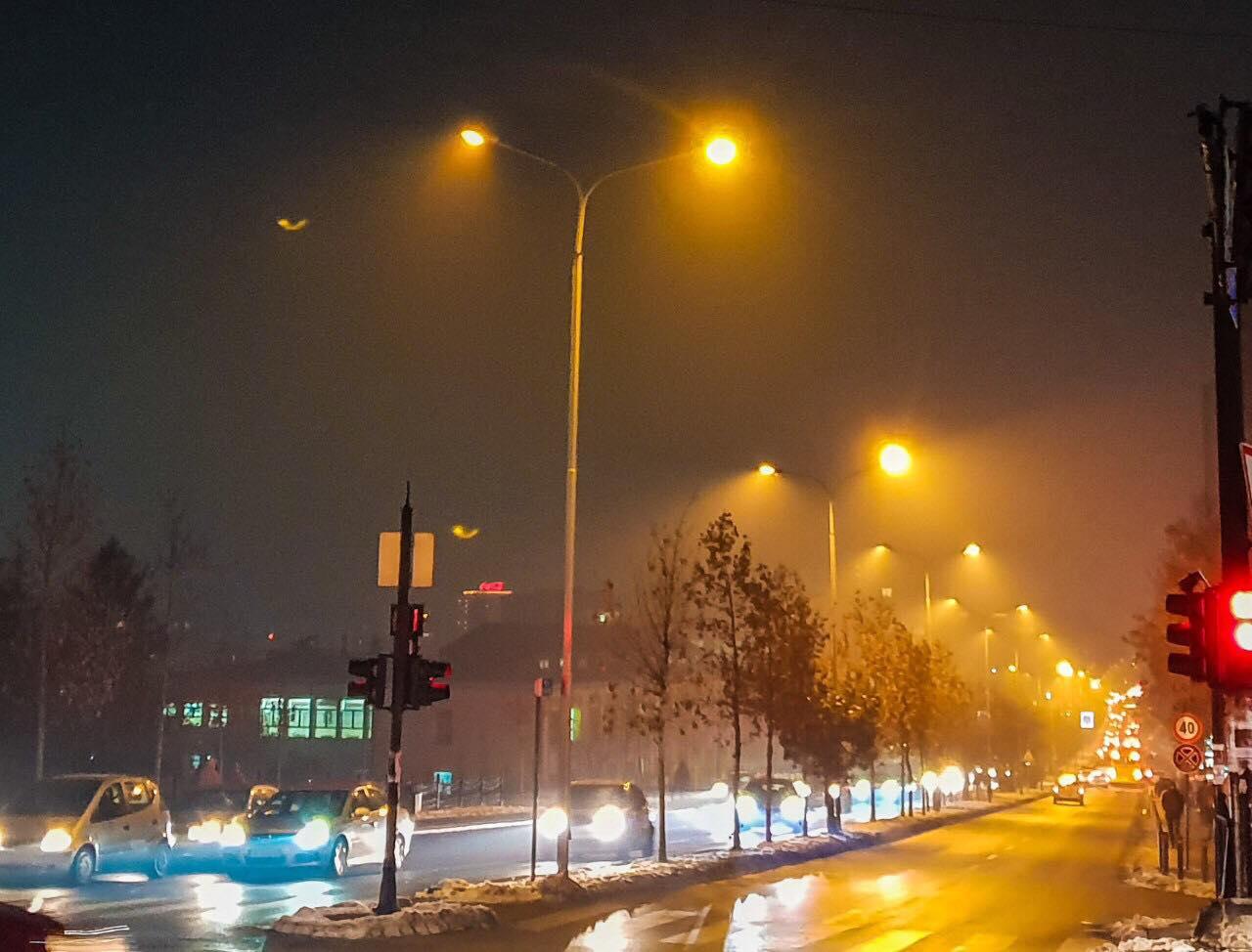 Ajri në Prishtinë sonte 'shumë i pashëndetshëm'