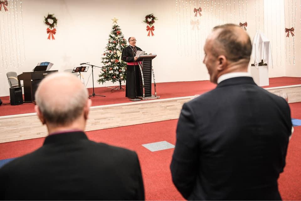Ipeshkvi Dodë Gjergji: Evropa të ketë më shumë besim te shqiptarët