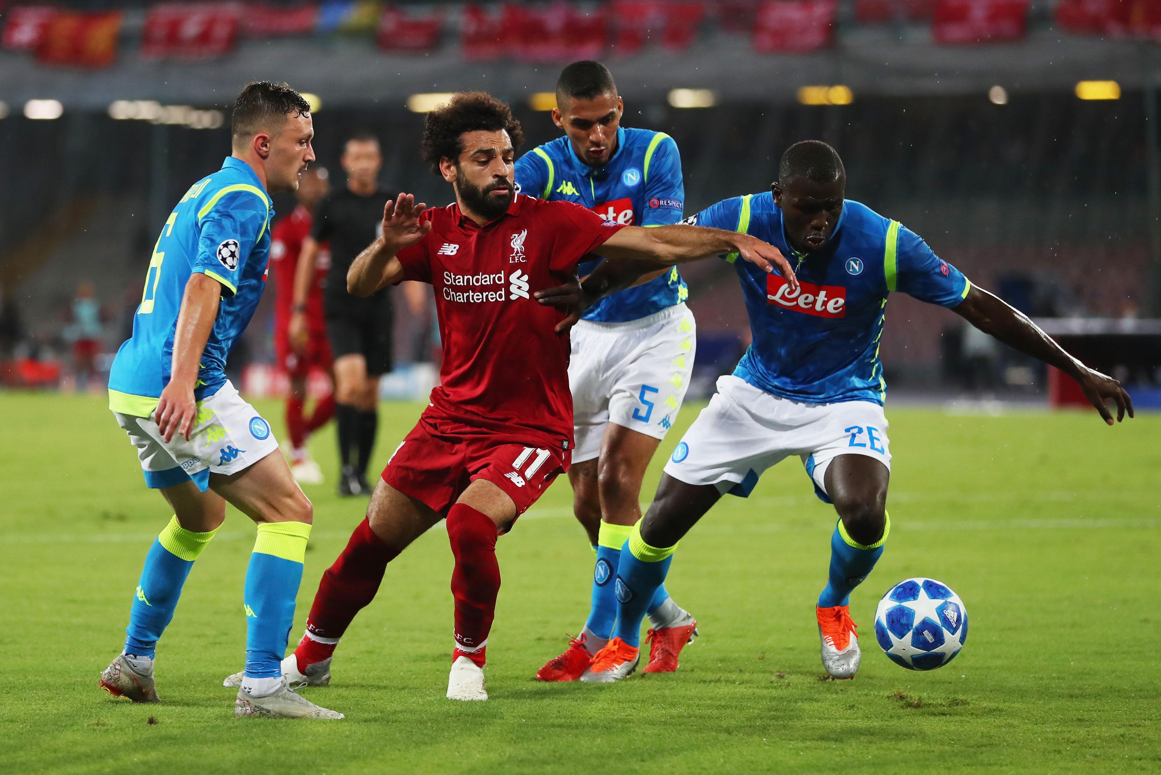 Barça vendos fatin e Interit, kryendeshja Liverpool-Napoli